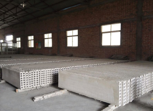 耐水防火轻质隔墙板