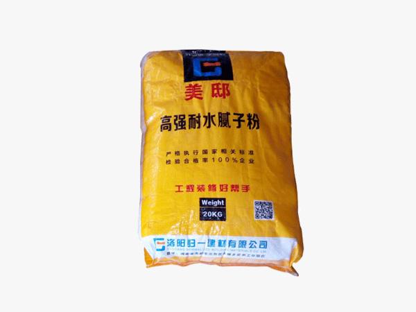 高强耐水腻子粉